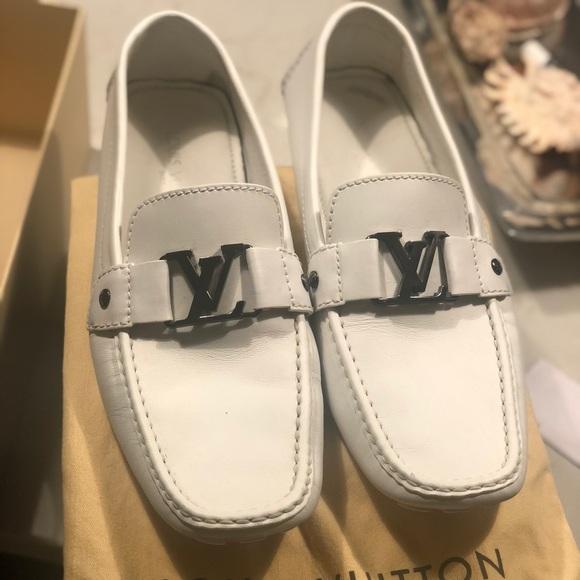 Louis Vuitton Shoes | White Mens